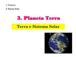 3. Planeta Terra