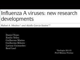 patogênese viral