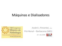 antes - Sociedade Brasileira de Nefrologia
