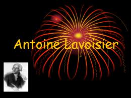 Lavoisier - Ricardo (8º Ano)