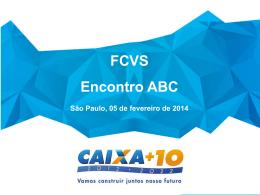 Novação FCVS