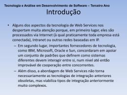 WebService 2 Bimestre