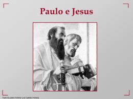 Paulo e Jesus