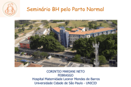 6 Corintio - Movimento BH pelo Parto Normal