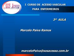 boa punção - Dr. Marcelo Paiva Ramos
