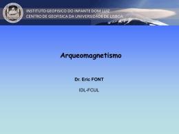 Arqueomagnetismo