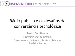 professora doutora Nelia Del Bianco