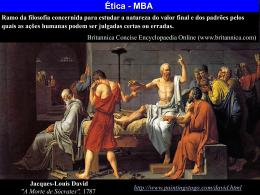 Ética Pessoal - weinhardts.net