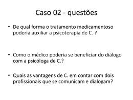 Caso 02 - questões