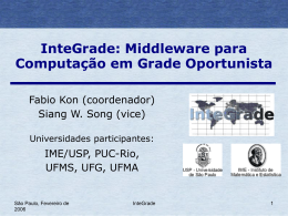 ppt - InteGrade
