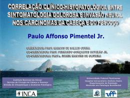 Análise geral - Medicina Oral