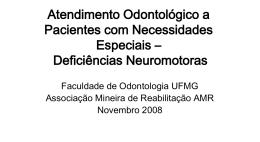 Deficiências Neuropsicomotoras