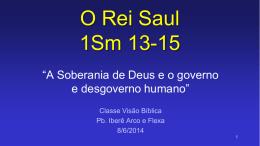 O Rei Saul