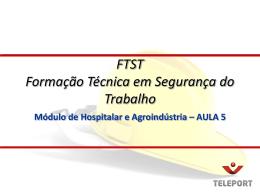 FTST Hospilatar e Ag..