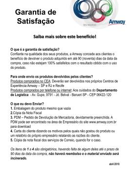 garantia de satisfacao - abril2010