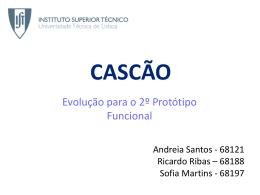 CASCÃO - NEERCI