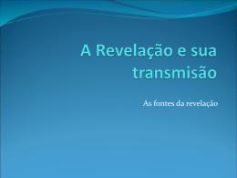 A_Revelacao_e_sua_transmisao