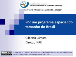 Perspectivas INPE: 2005-2009
