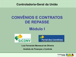 Curso Convênios e Contratos de Repasse: Novo Marco Legal