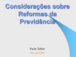 Paulo Tafner