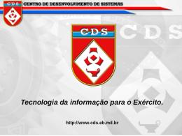 GERENCIAMENTO DE PROJETOS COM A - portal se-eb