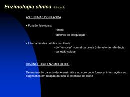 Enzimologia clínica