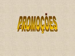 6. promoção de produtos e destinos turísticos