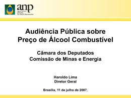 + + PREÇO NO VAREJO - Câmara dos Deputados