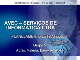 avec - serviços de informática ltda