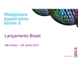 WebSphere Application Server for Developers WebSphere