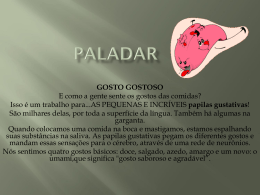 Paladar - Marcelinas