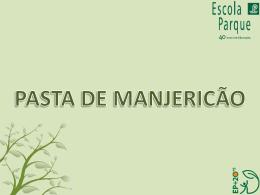 Pastinha de Manjericão