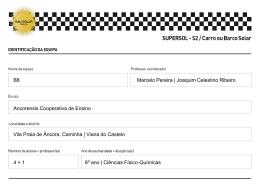 Relatório Carro Solar_s2