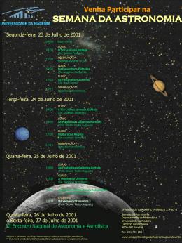 Poster - Universidade da Madeira