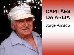 CAPITÃES DA AREIA - Blog dos Professores