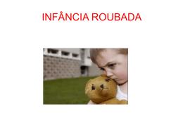 infância roubada (margarete barreto)