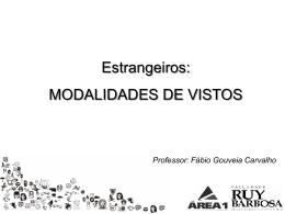 Slide 1 - Ferreira e Carvalho Advogados