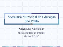 clicando aqui - Secretaria Municipal de Educação