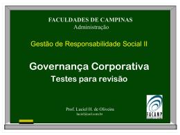 Testes_Gov.Corporativa