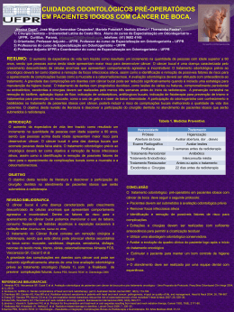 Poster SBOG - Clínica Dental Gazel