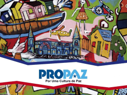 Unidade Integrada Pro Paz (UIPP) - Fórum Brasileiro de Segurança