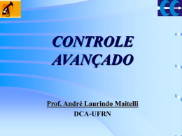 Controle Não-Convencional - DCA