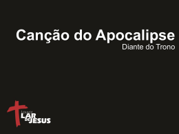 LD0033 - CANCAO DO APOCALIPSE