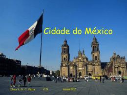 Cidade do mexico Clara 902