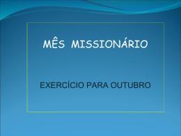 Slide 1 - Paróquia São José