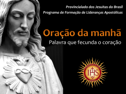 Todos - Portal Jesuítas Brasil