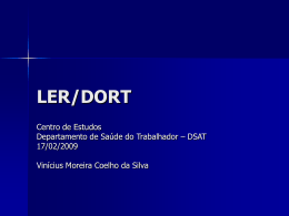 LER/DORT