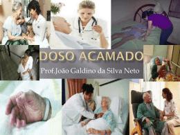 Idoso Acamado - Universidade Castelo Branco