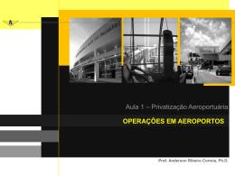 Privatização Aeroportuária