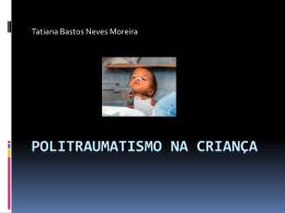 Politraumatismo na criança